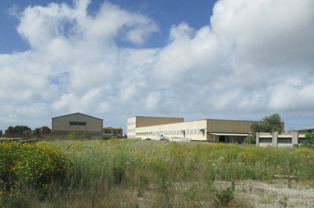 Struttura industriale zona industriale Carini Rif. 6596898