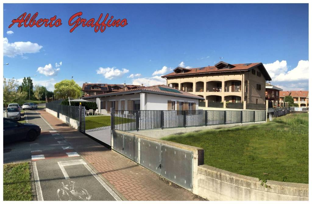 Villa in vendita a San Benigno Canavese, 5 locali, prezzo € 249.900 | CambioCasa.it