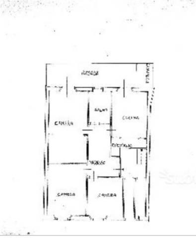 Appartamento in ottime condizioni arredato in affitto Rif. 6610924