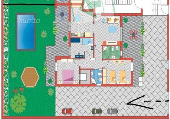 Appartamento in vendita Rif. 6643726