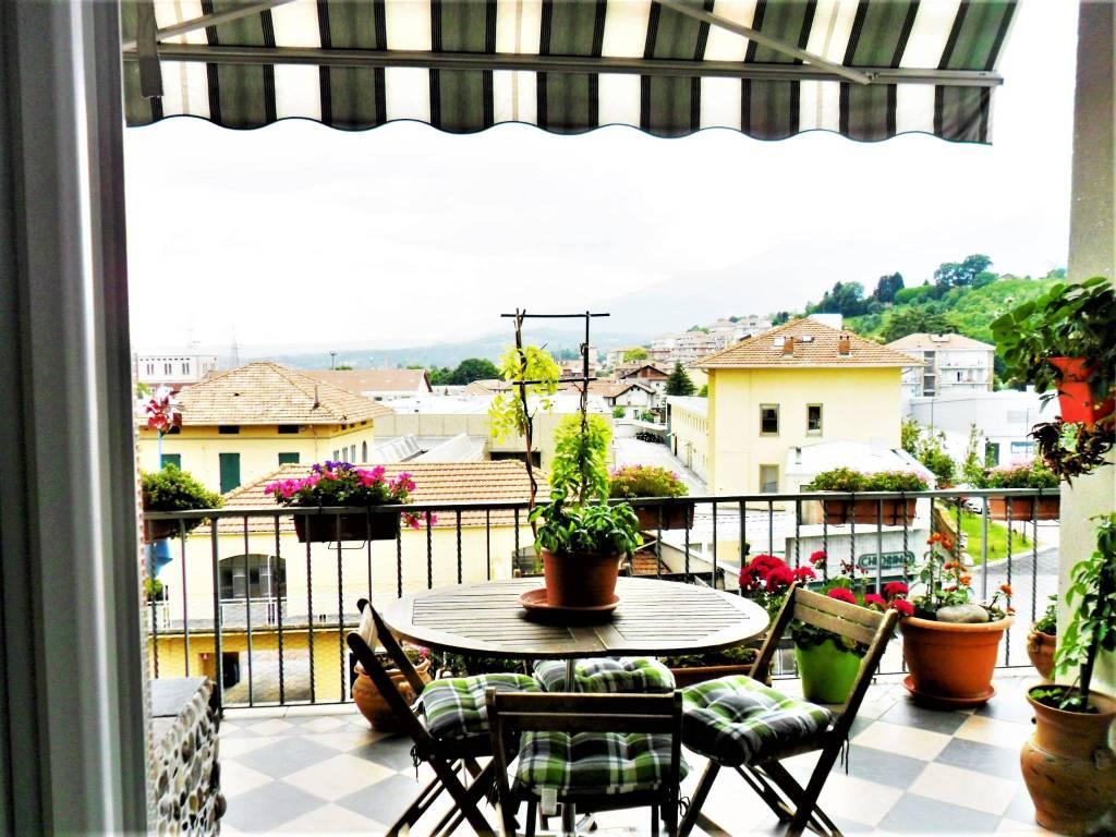 Appartamento trilocale in vendita a Biella (BI)