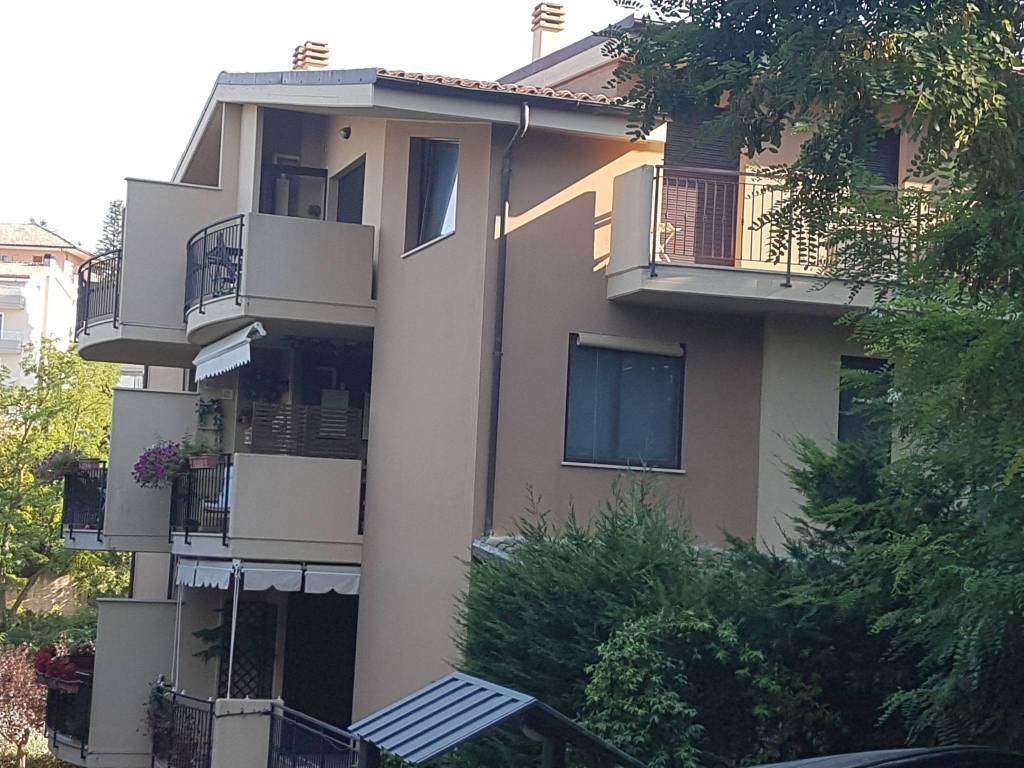Appartamento in buone condizioni arredato in affitto Rif. 8328003