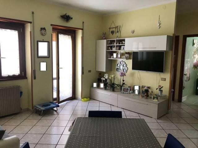 Appartamento con ampio terrazzo e box
