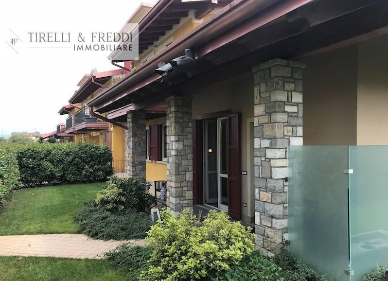 Villa a Schiera in vendita a Rodengo-Saiano, 4 locali, prezzo € 319.000 | CambioCasa.it