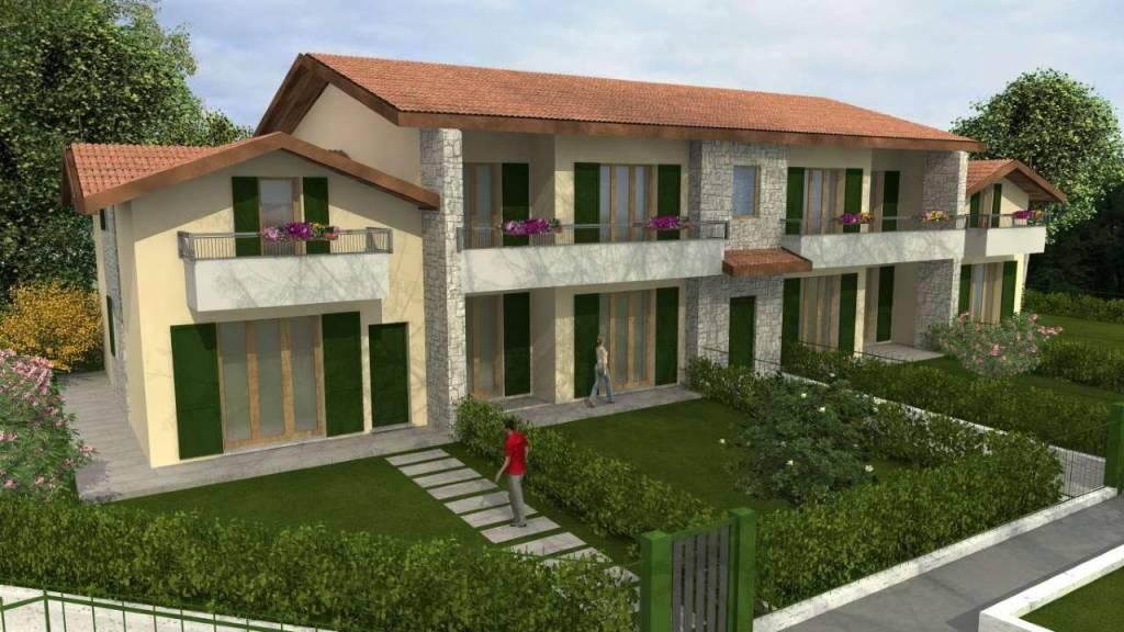 Appartamento in vendita a Lurate Caccivio, 4 locali, prezzo € 235.000 | PortaleAgenzieImmobiliari.it