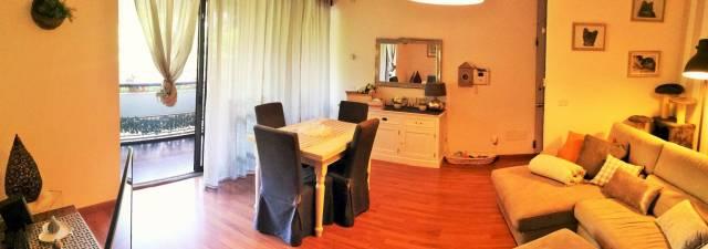 Appartamento in ottime condizioni parzialmente arredato in vendita Rif. 6740655