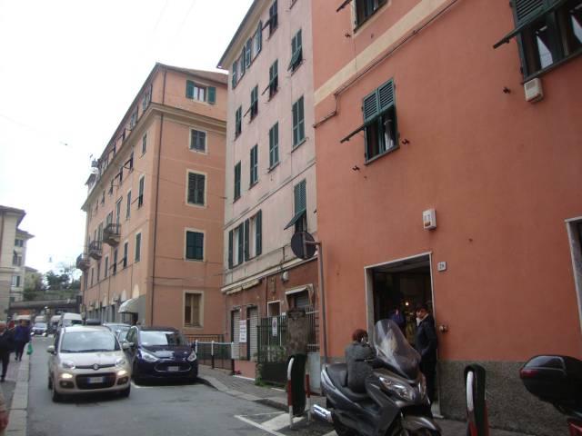 Appartamento in Vendita a Genova Semicentro Ovest: 3 locali, 50 mq