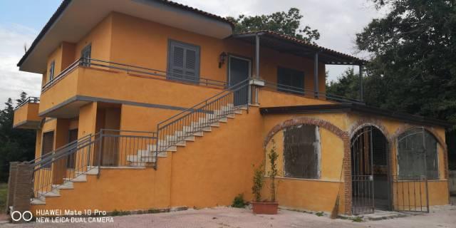 Monteruscello Appartamento + locale commerciale