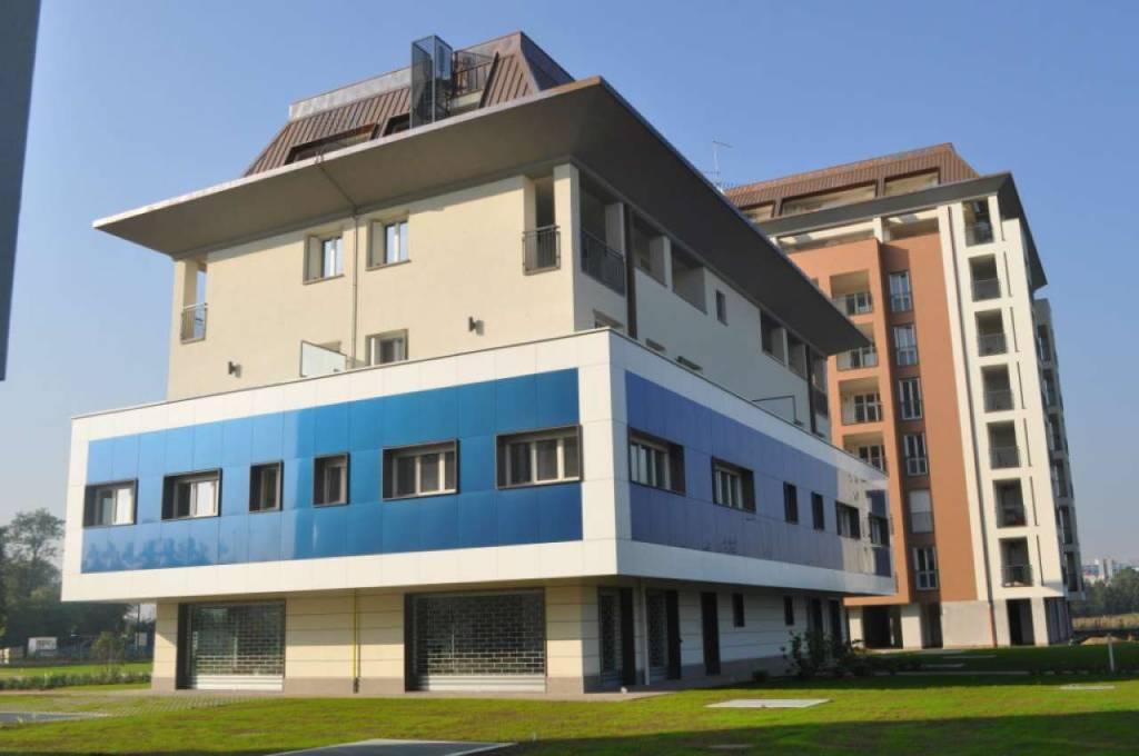 Ufficio-studio in Vendita a Segrate: 3 locali, 117 mq