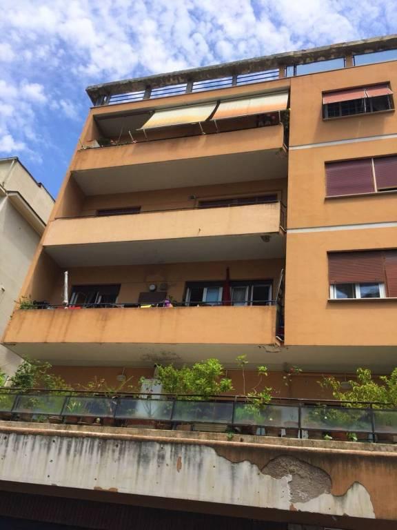 Attico in affitto a Roma in Via Clemente Iii