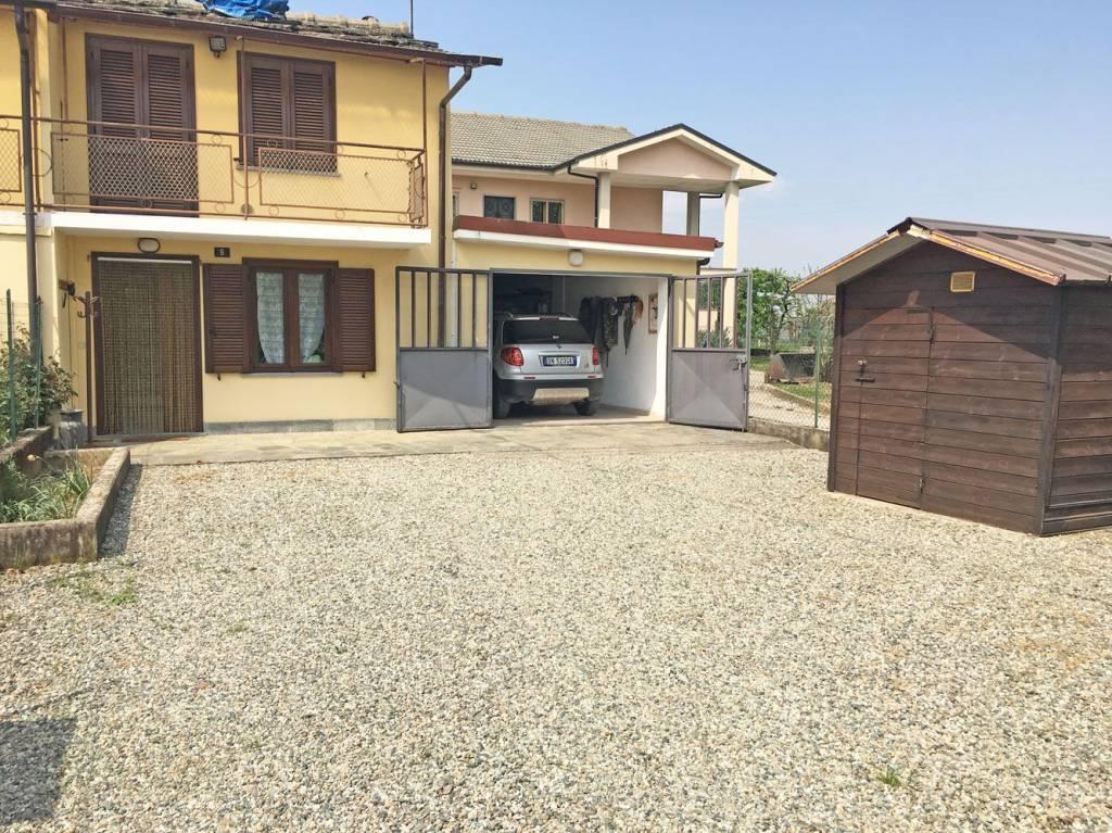 Foto 1 di Villa via Bibiana, Bagnolo Piemonte