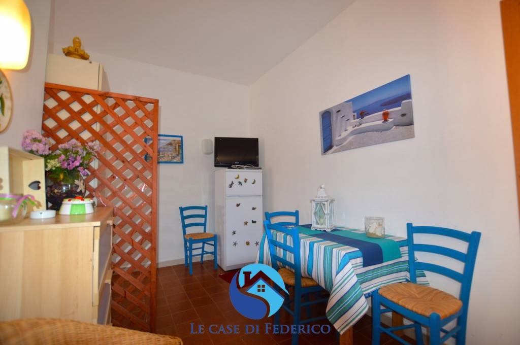 Grazioso bilocale 4 posti letto in vendita Punta Cetarola