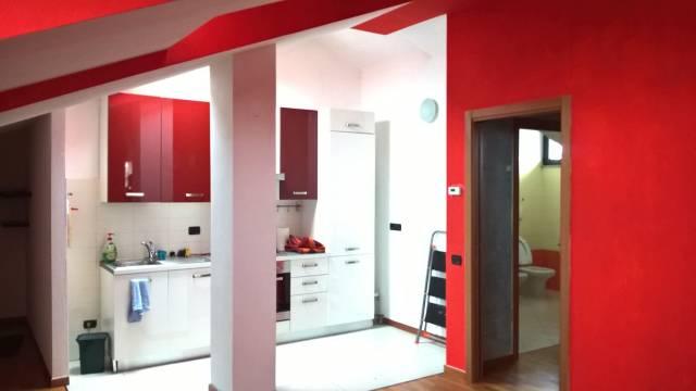 Attico / Mansarda in affitto a Inzago, 2 locali, prezzo € 550 | CambioCasa.it