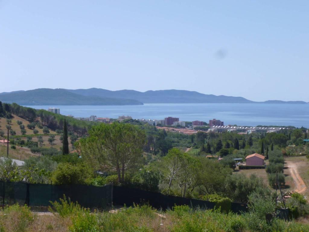Terreno agricolo con bellissima vista mare Rif. 6814286
