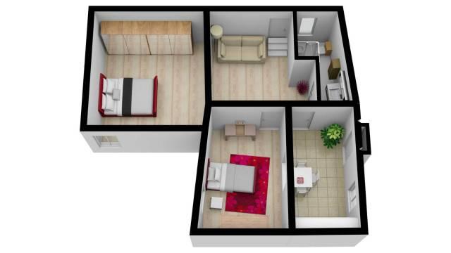 Appartamento in Vendita a Genova Periferia Nord: 3 locali, 80 mq