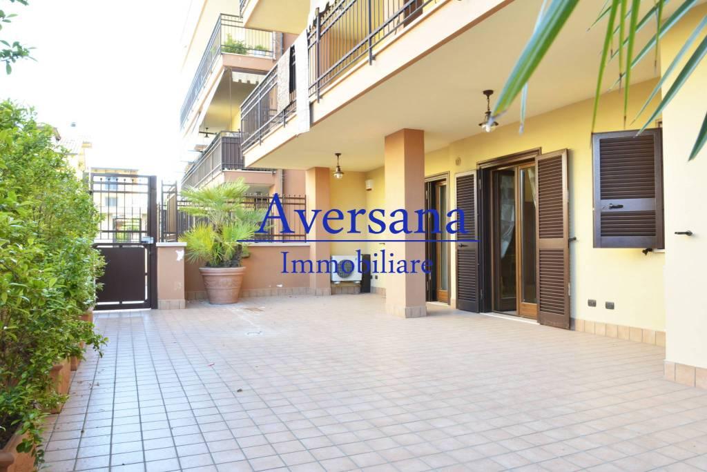 Appartamento arredato con ingresso indipendente carrabile