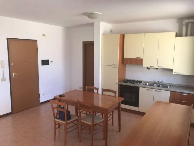 Appartamento in affitto a Gussago, 2 locali, prezzo € 550 | CambioCasa.it