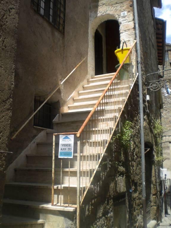 CAMPAGNANO, centro storico, app.to 2 loc. mq 43 comm.