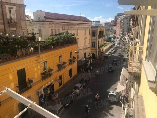 Appartamento in vendita 3 vani 85 mq.  corso Vittorio Emanuele 407 Napoli