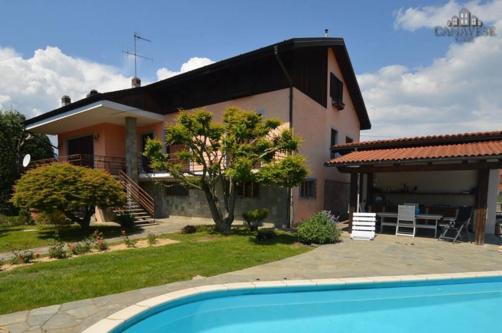 Foto 1 di Villa via Circonvallazione 93, Pavone Canavese