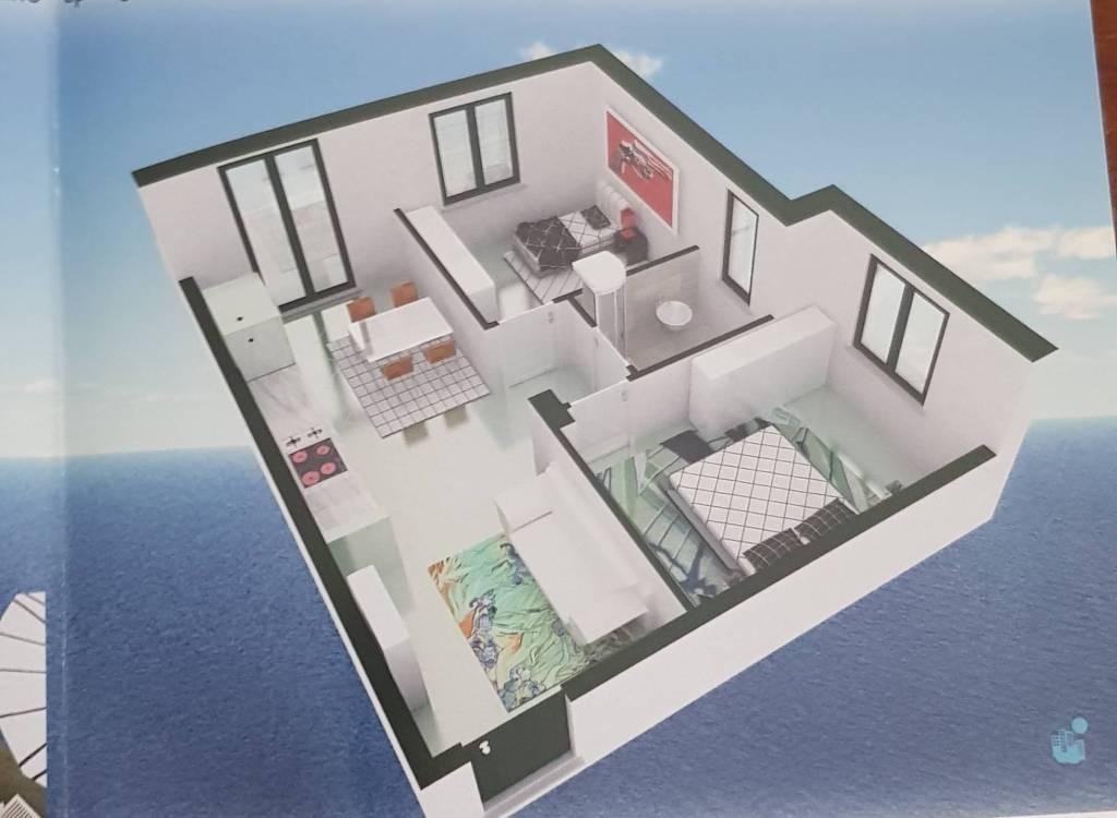 Appartamento in vendita Rif. 6842007