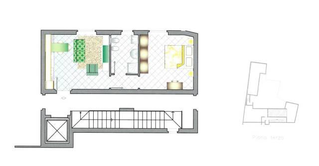 Appartamento in vendita Rif. 6854590