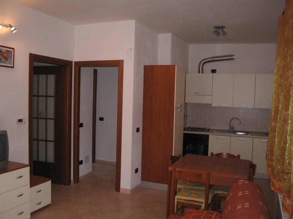 Appartamento in buone condizioni arredato in affitto Rif. 7909971