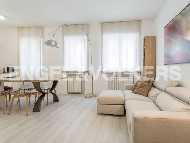 Appartamento in Vendita a Roma 02 Parioli / Pinciano / Flaminio: 4 locali, 90 mq