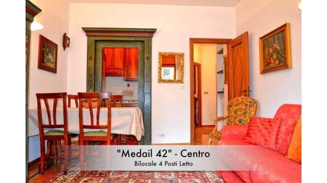 """""""Medail 42"""" - Centro"""