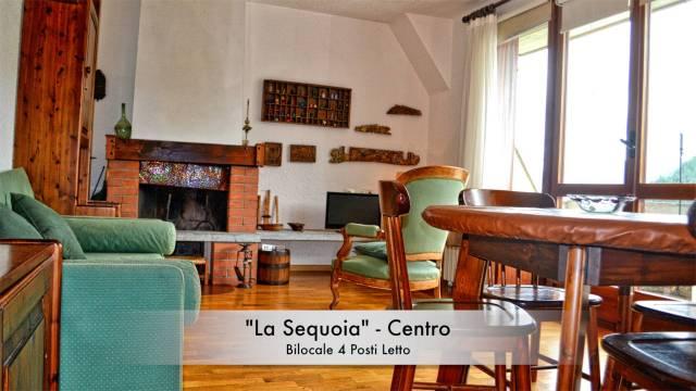 """""""La sequoia"""" - Centro - Bilocale con splendida vista"""