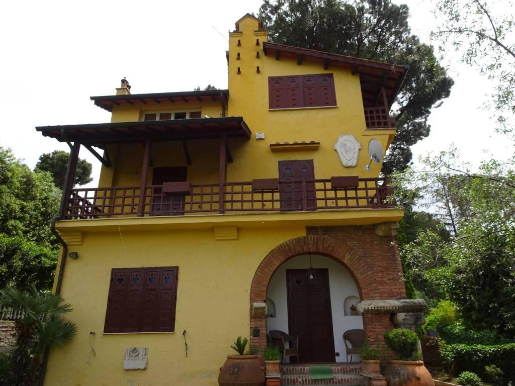 Stupenda villa indipendente
