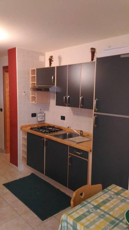 Appartamento in buone condizioni arredato in vendita Rif. 6882193
