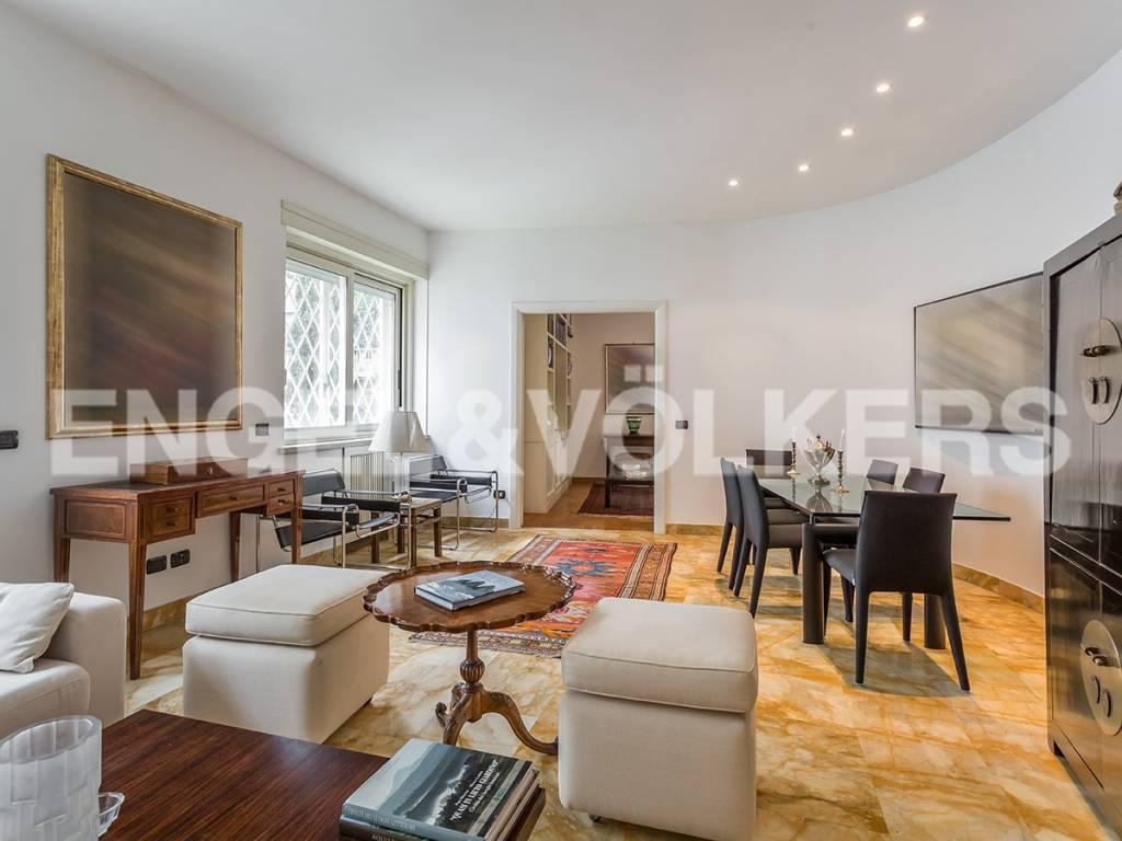 Appartamento in Affitto a Roma 02 Parioli / Pinciano / Flaminio: 3 locali, 150 mq
