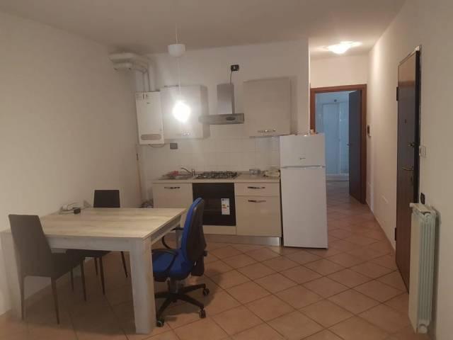 Appartamento in buone condizioni arredato in affitto Rif. 6889668