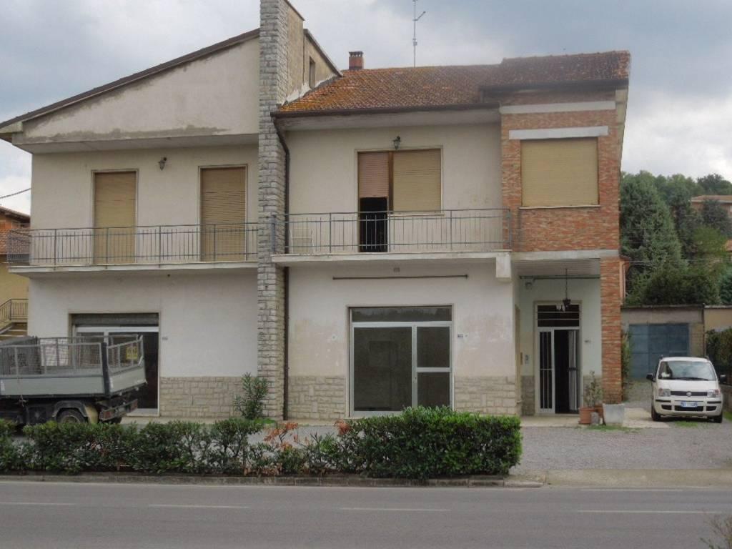 Villa in Vendita a Citta' Della Pieve Periferia: 5 locali, 300 mq