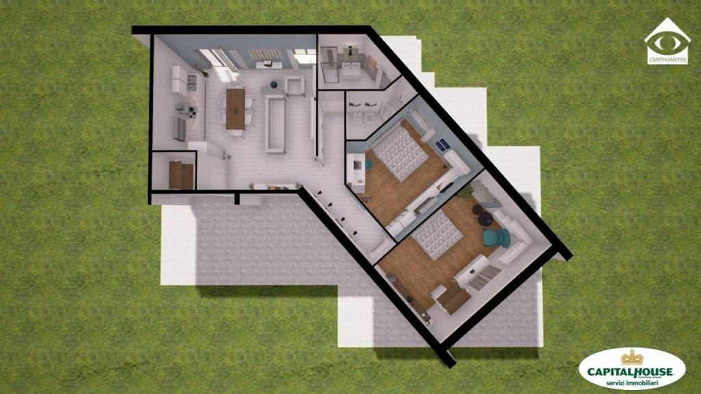 Appartamento da ristrutturare in vendita Rif. 7424604