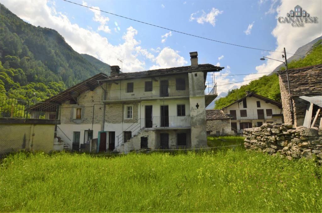 Foto 1 di Casa indipendente Frazione Frera Inferiore 3, Noasca