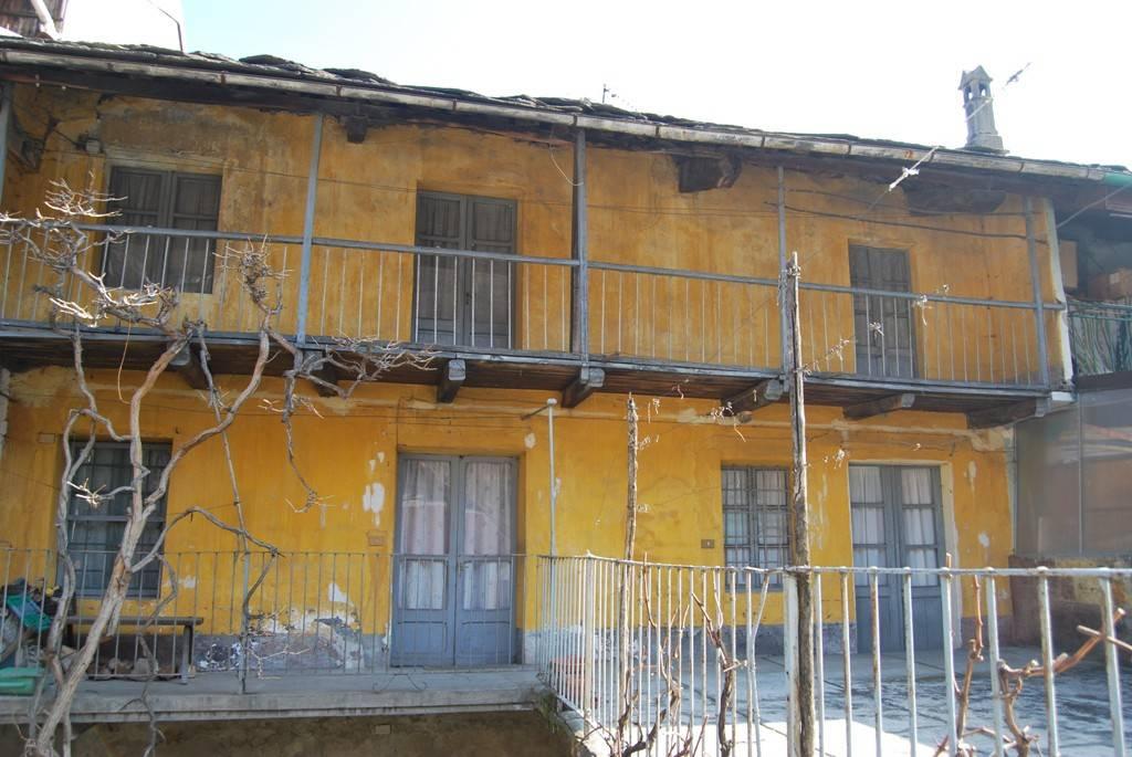 Foto 1 di Rustico / Casale via Provinciale, Inverso Pinasca