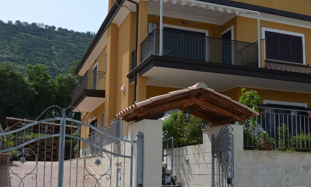 Tropea zona centro - Recente villa in classe energetica A4