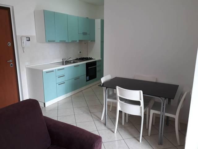 Appartamento in buone condizioni arredato in affitto Rif. 6932587