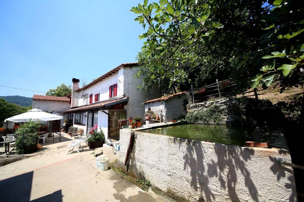 Rustico / Casale in vendita a Quiliano, 16 locali, prezzo € 400.000   PortaleAgenzieImmobiliari.it
