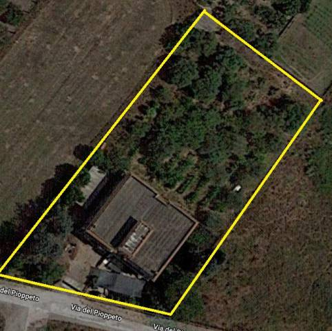 Locale artigianale con appartamento e terreno Rif. 6935072