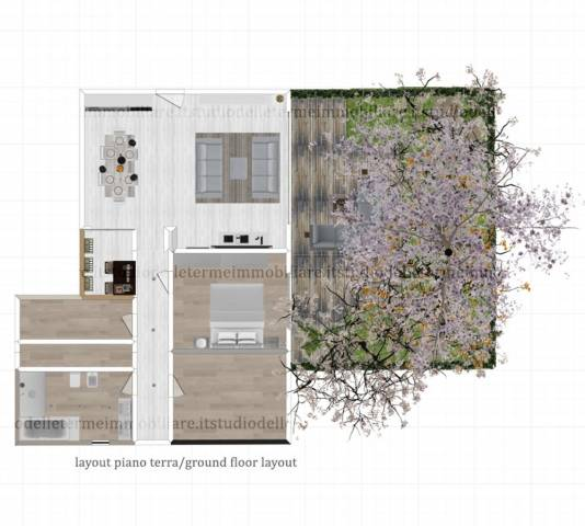 NUOVO appartamento con giardino