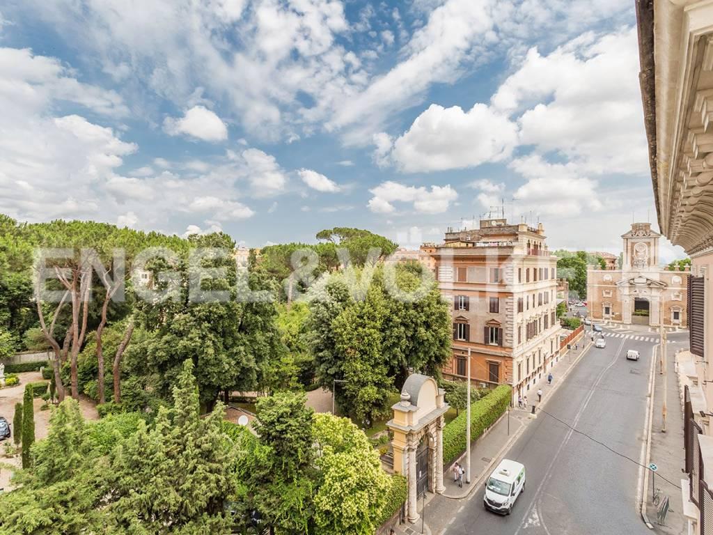 Appartamento in Vendita a Roma 07 Esquilino / San Lorenzo:  5 locali, 160 mq  - Foto 1