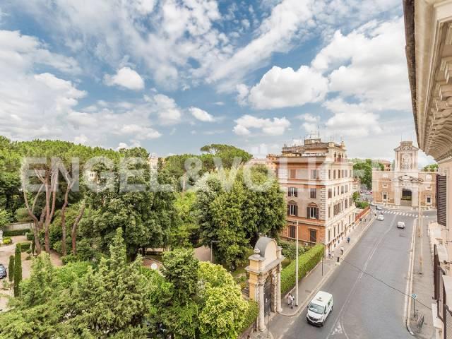 Appartamento in Vendita a Roma 07 Esquilino / San Lorenzo: 5 locali, 160 mq