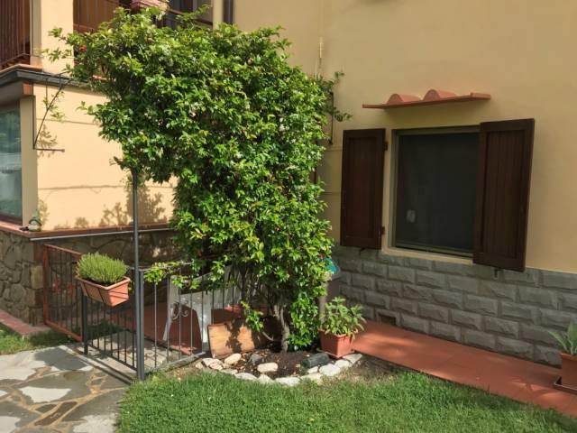 Appartamento 4 vani con giardino a Pelago
