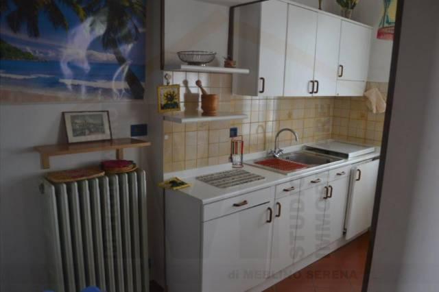 Appartamento in buone condizioni arredato in vendita Rif. 6987919