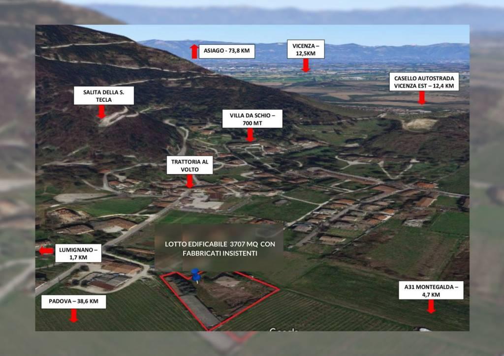 Terreno Edificabile Residenziale in vendita a Longare, 9999 locali, prezzo € 210.000 | CambioCasa.it