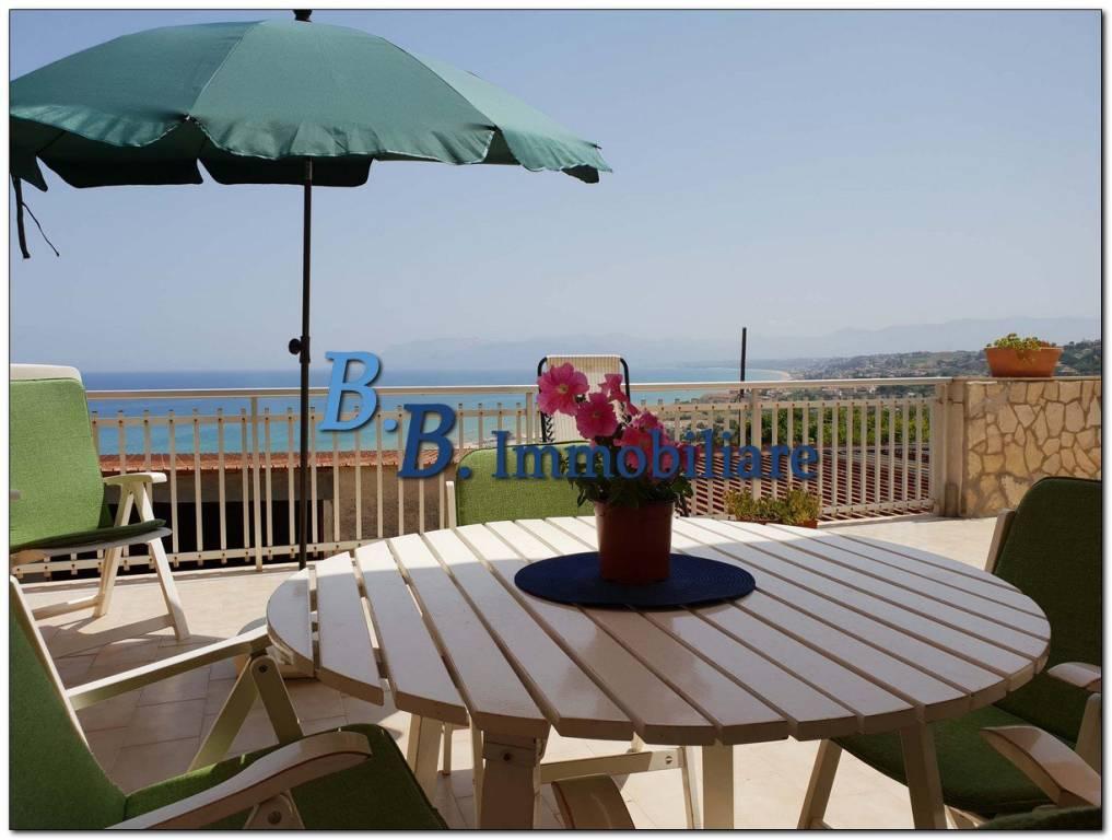 Villa trilocale in vendita a Castellammare del Golfo (TP)