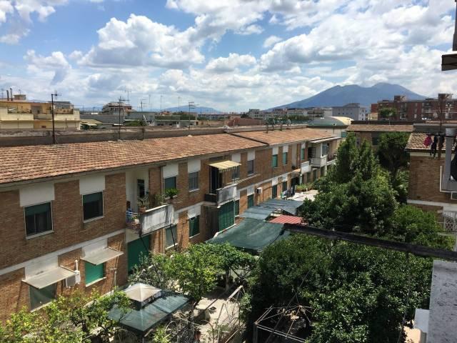Appartamento con vista sul Vesuvio!
